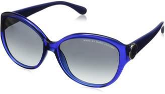 Marc by Marc Jacobs Women's MMJ384S Oval Sunglasses