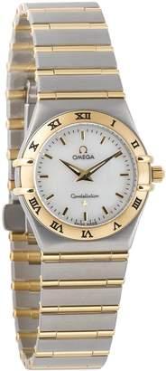 Omega Women's 1272.70.00 Constellation Quartz Small Two-Tone Watch