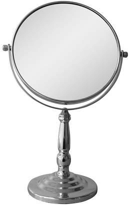 Elegant Home Fashions Freestanding Bath Magnifying Makeup Mirror Bedding