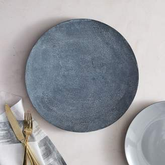 west elm Pewter Charger