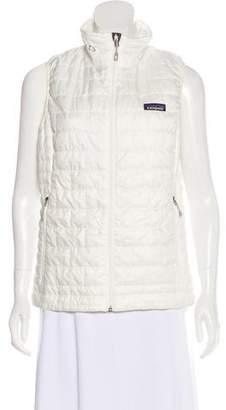 Patagonia Quilted Logo Vest