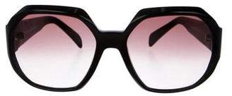 Marc Jacobs Rachel Oversize Sunglasses