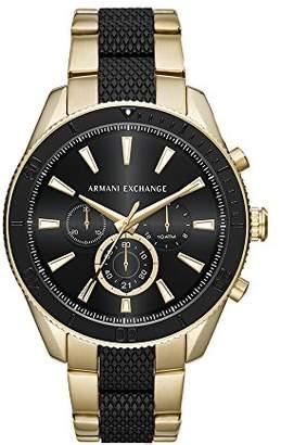 Armani Exchange Men's Quartz Stainless Steel Casual Watch