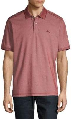Tommy Bahama Classic Short-Sleeve Polo