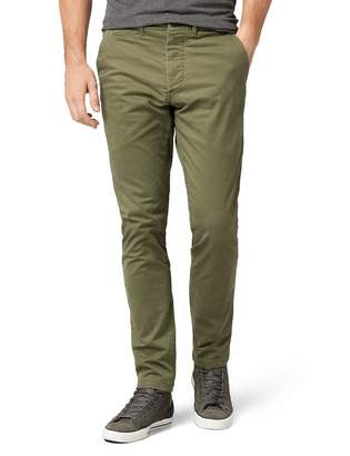 Jack and Jones Marco Enzo Slim Fit Cotton Chino Trousers