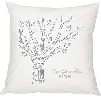 Family Tree Accent Pillow
