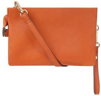 Accessorize Sheraton Crossbody Bag - Orange