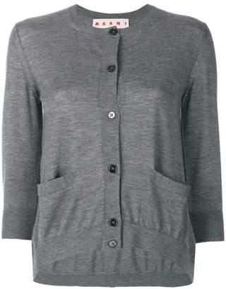 Marni loose fit cardigan