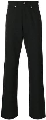 Armani Jeans (アルマーニ ジーンズ) - Armani Jeans フレア パンツ