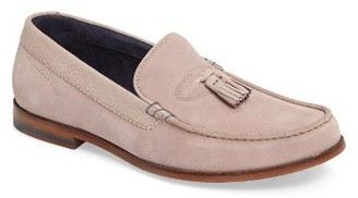 Men's Ted Baker London Dougge Tassel Loafer $180 thestylecure.com