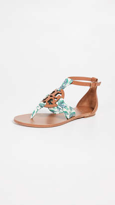 Tory Burch Miller Scarf Sandals