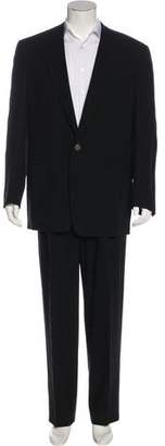 Gianni Versace Wool Two-Piece Suit