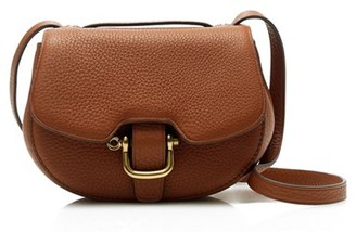J.crew 'Rider' Italian Leather Mini Bag - Brown $98 thestylecure.com