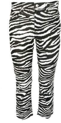 Isabel Marant Zebra Trousers