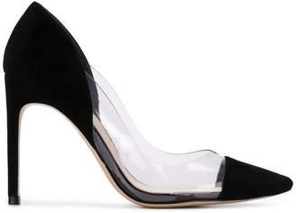 3080c5c2d6c Black Heels Perspex Heel - ShopStyle UK