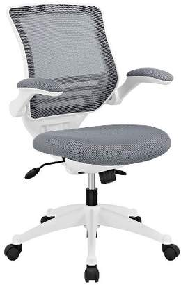 Modway Office Chair Armor Gray