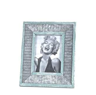 Gracie Oaks Duffy Wood/Metal Picture Frame