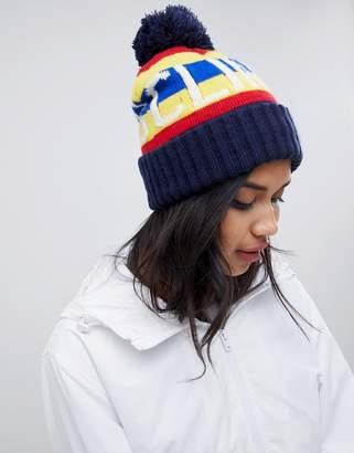 Polo Ralph Lauren slogan bobble hat