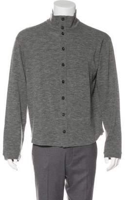 Giorgio Armani Wool & Cashmere Cardigan