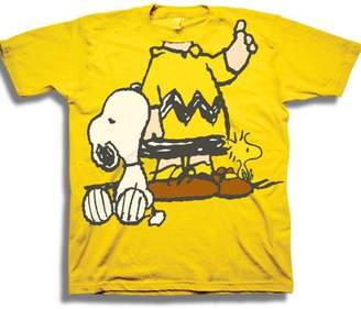 Peanuts Charlie Headless Toddler Boy Short Sleeve T-Shirt