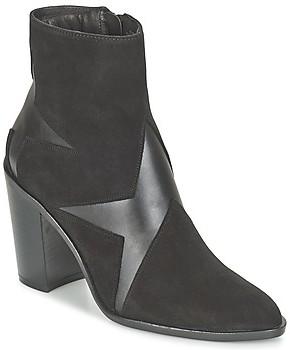 KG by Kurt Geiger SKYWALK women's Low Ankle Boots in Black