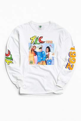 Cross Colours TLC 1992 Long Sleeve Tee $38 thestylecure.com