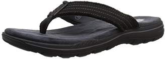 Skechers Men's EVENTED- ARVEN Flip-Flop