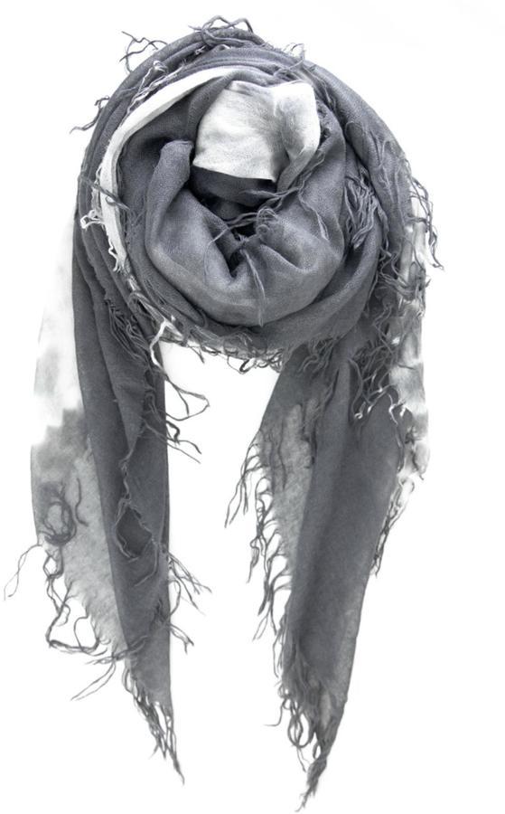 Chan LuuChan Luu Cashmere Silk Tie-Dyed Scarf