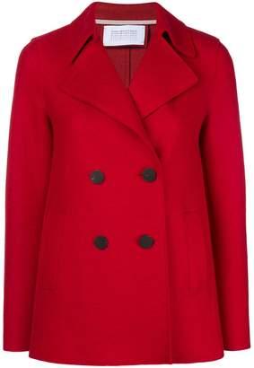 Harris Wharf London double breasted jacket