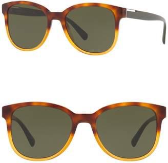 54mm Rectangular Sunglasses