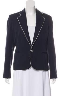 Ralph Lauren Black Label Notch-Lapel Wool Jacket