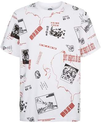 Billionaire Boys Club Headline T-Shirt