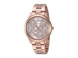 d575ea128fb2 Michael Kors Glitz Watch Rose Gold - ShopStyle