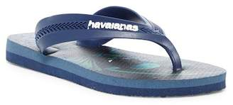Havaianas Batman(TM) Max Heroes Flip Flop (Toddler & Little Kid)