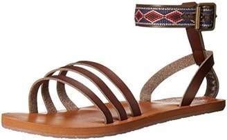 Roxy Women's Lunas Gladiator Sandal