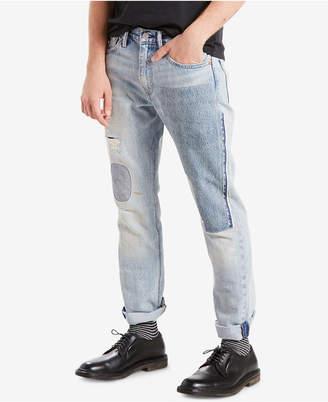 Levi's Men's 511 Slim-Fit Distressed Jeans