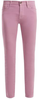 Frame Le High Skinny Jeans - Womens - Light Purple