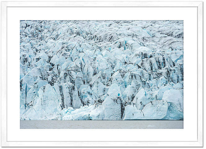 Glacier Bay Iceland I - Richard Silver - 51.5