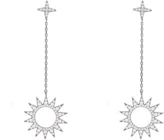 DAY Birger et Mikkelsen Latelita & Night Sun Earrings Silver