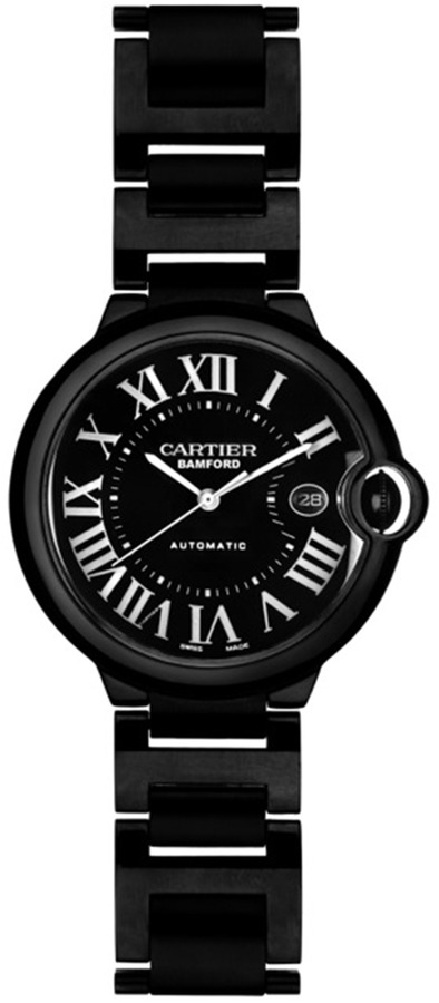 Bamford Watch Department Made to Order Cartier Ballon Bleu With Date And Automatic Movement