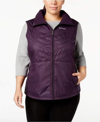 Columbia Plus Size Mix It Around Ii Vest