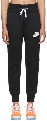 Nike Black High-Waisted Jogger Pants