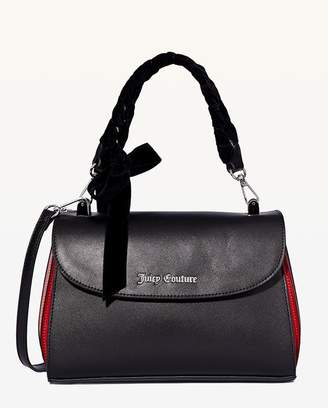 Juicy Couture Curtis Leather Crossbody Bag