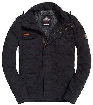 Superdry Men's Men's Classic Rookie Military Jacket