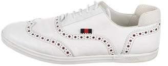 Gucci Wingtip Brogue Sneakers