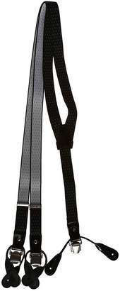 Tagliatore Ribbed Suspenders