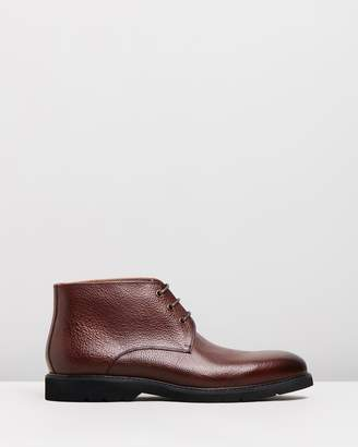 Command Leather Boots