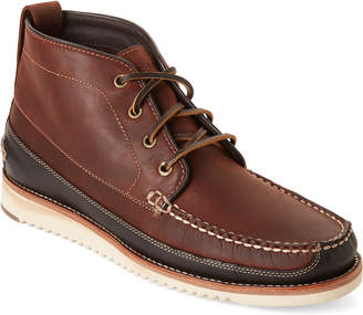 Cole Haan Tortoise Pinch Rugged Chukka Boots