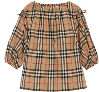 Burberry Alenka Check Dress