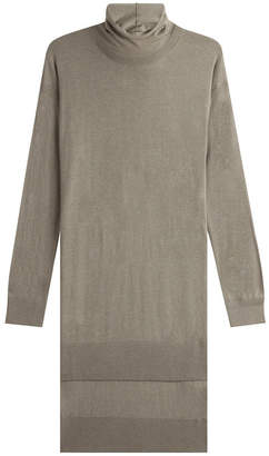 Splendid Turtleneck Pullover with Cashmere